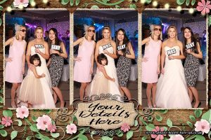 Rustic Flowers Photo Layout