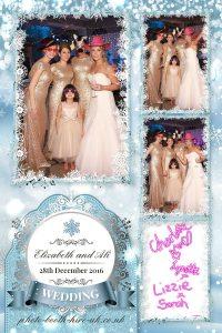 Winter Wonderland Photo Layout
