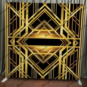Art Deco / Gatsby Backdrop